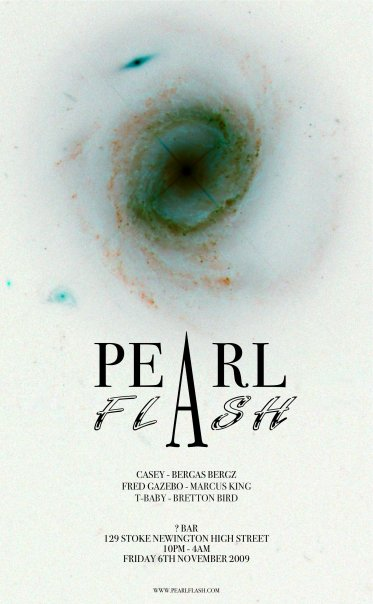 Pearl Flash Flyer